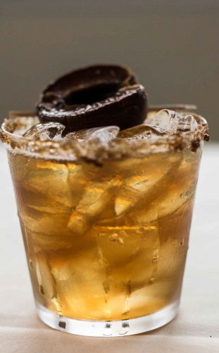Whiskey Cobbler