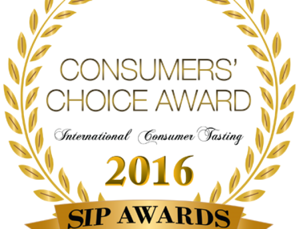 SIP award gold  2016