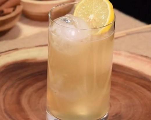 Gaurs Golden Brew Cocktail