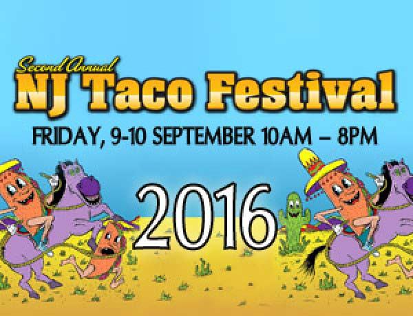 New Jersey Taco Festival 2016