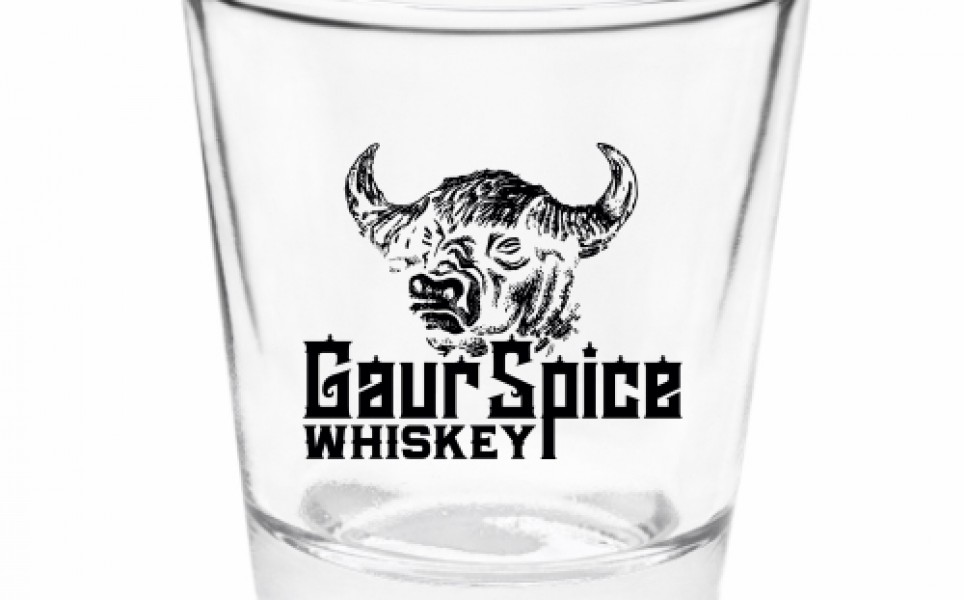 Gaur Spice 1.7oz Shot Glasses