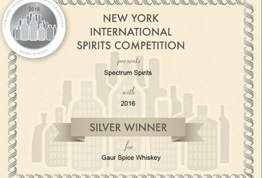 NYISC Awards Silver 2016